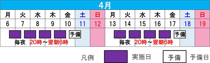 阪和自動車道 有田IC 国道42号 白浜・湯浅方面出口で夜間規制を実施