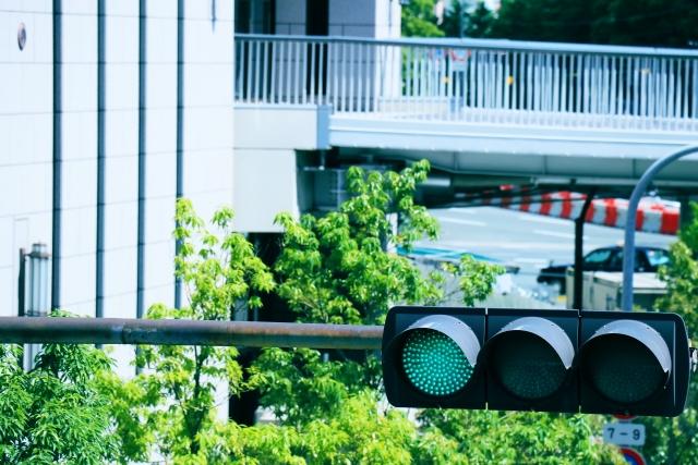 交差点の通行 問題