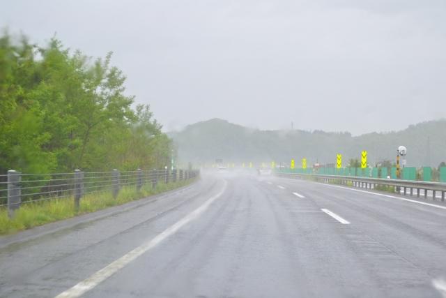 活発な梅雨前線による大雨の影響に伴う高速道路の通行止め状況及び 今後の通行止めとなる可能性がある区間について【第1報】