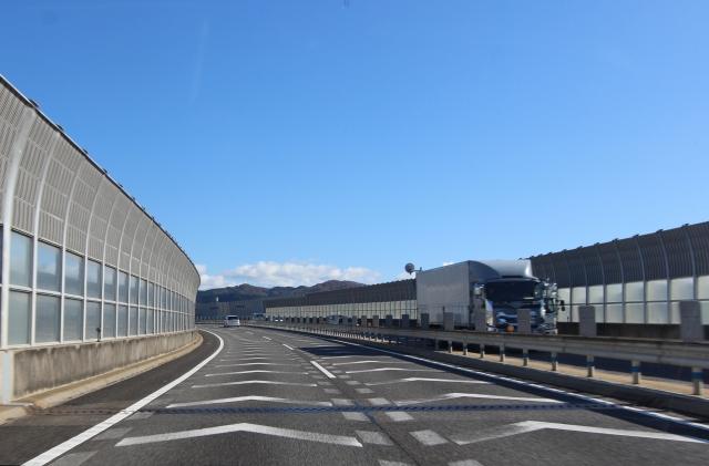 湯浅御坊道路 有田南IC入口(下り線)および湯浅IC入口(上り線)で昼間閉鎖を実施