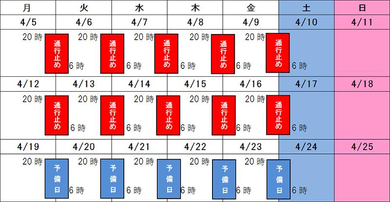浜田自動車道 旭IC~浜田IC、山陰道(江津道路) 江津IC~浜田JCT夜間通行止めを実施